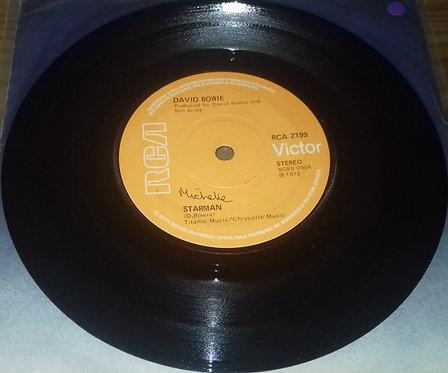 "David Bowie - Starman (7"", Sol) (RCA Victor)"