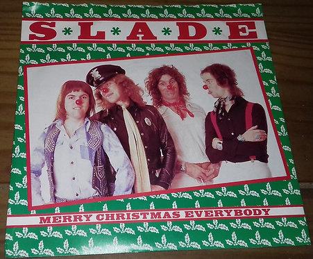 "Slade - Merry Christmas Everybody (7"", Single, RE, Sil) (Polydor)"