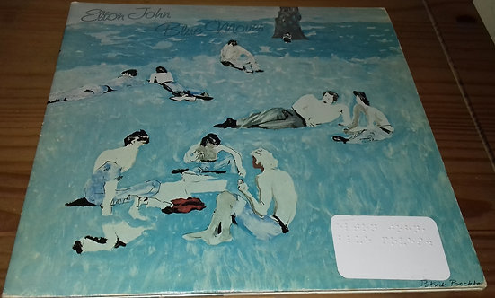 Elton John - Blue Moves (2xLP, Album, Gat) (The Rocket Record Company, The Rocke