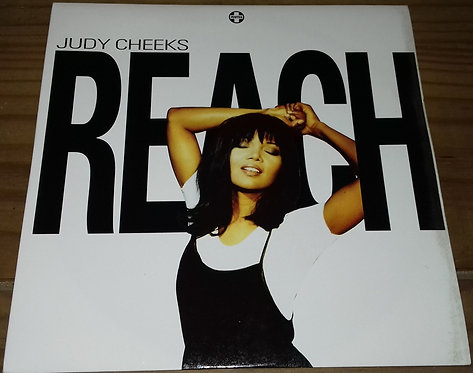 "Judy Cheeks - Reach (7"") (Positiva)"