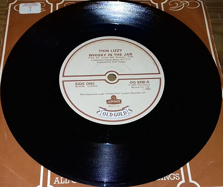 """Thin Lizzy - Whiskey In The Jar (7"""", Old) (Old Gold (2))"""
