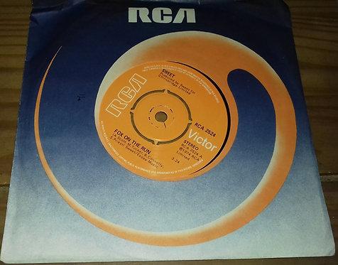 "Sweet* - Fox On The Run (7"", Single, Kno) (RCA Victor)"
