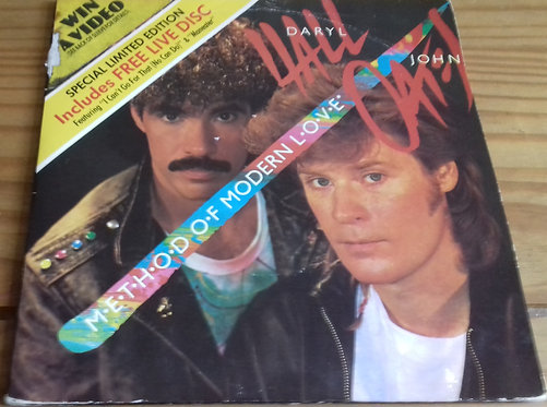 "Daryl Hall & John Oates - Method Of Modern Love (2x7"", Single, Lim) (RCA)"