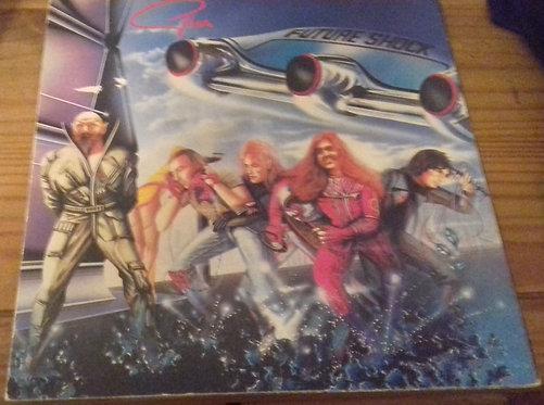 Gillan - Future Shock (LP, Album, Gat) (Virgin, Virgin)