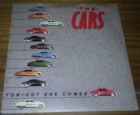 "The Cars - Tonight She Comes (7"", Single, Sil) (Elektra, Elektra, Elektra)"