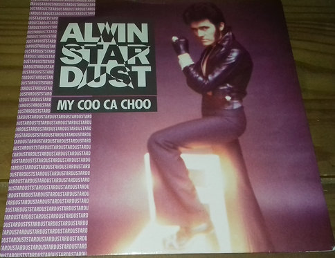"Alvin Stardust - My Coo Ca Choo (7"") (Magnet (2))"