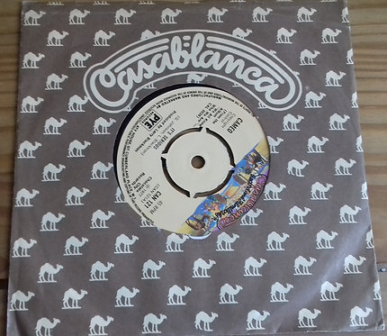 "Cameo - It's Serious (7"", Kno) (Casablanca)"