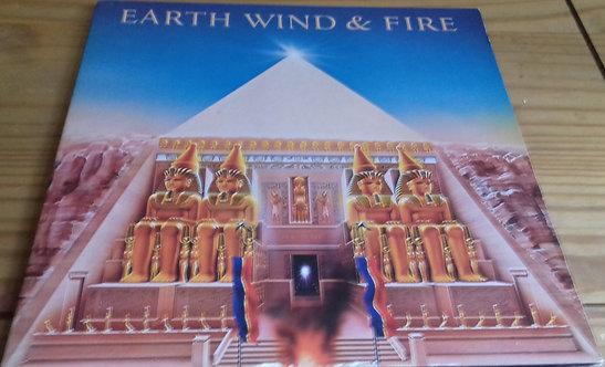 Earth, Wind & Fire - All 'N All (LP, Album, Gat) (CBS, CBS, CBS)