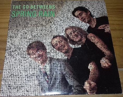 "The Go-Betweens - Spring Rain (7"", Single) (Beggars Banquet)"