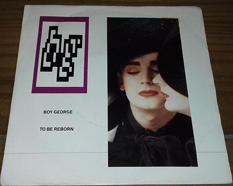"Boy George - To Be Reborn (7"", Single, Pap) (Virgin)"
