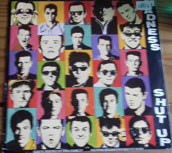 "Madness - Shut Up (7"", Single) (Stiff Records)"