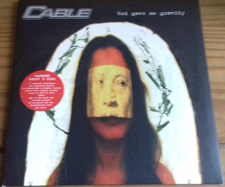 """Cable  - God Gave Me Gravity (7"""", Mono) (Infectious Records)"""