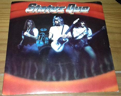 """Status Quo - Accident Prone (7"""", Single, Sil) (Vertigo)"""