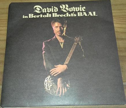"David Bowie - David Bowie In Bertolt Brecht's Baal (7"", EP, Mat) (RCA)"