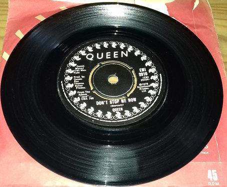 """Queen - Don't Stop Me Now (7"""", Single, Com) (EMI)"""