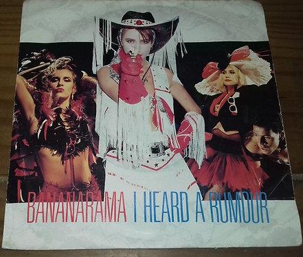 """Bananarama - I Heard A Rumour (7"""", Single, Vid) (London Records, London Records"""