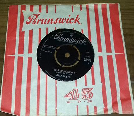 "Brenda Lee - Losing You (7"", Single) (Brunswick)"