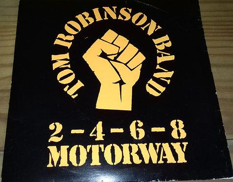 "Tom Robinson Band - 2-4-6-8 Motorway (7"", Single) (EMI)"