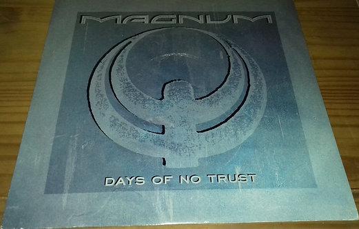 "Magnum  - Days Of No Trust (12"", Single) (Polydor, Polydor)"