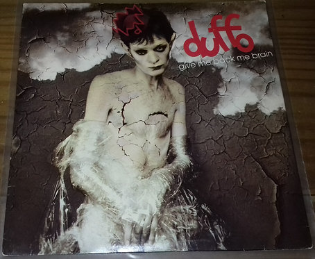 "Duffo - Give Me Back Me Brain (7"", Single) (Beggars Banquet)"