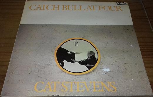 Cat Stevens - Catch Bull At Four (LP, Album, Gat) (Island Records)