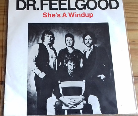 "Dr. Feelgood - She's A Windup (7"", Single) (United Artists Records)"