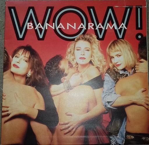 Bananarama - Wow! (LP) (London Records)