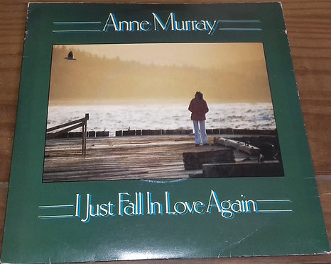"""Anne Murray - I Just Fall In Love Again (7"""") (Capitol Records, Capitol Records)"""