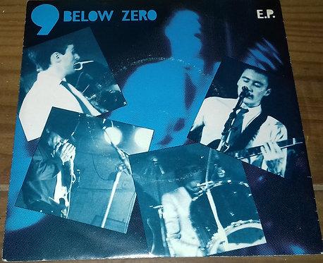 "9 Below Zero* - 9 Below Zero E.P. (7"", EP, RE) (A&M Records)"