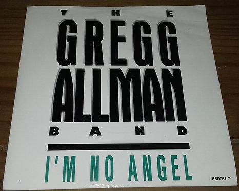"The Gregg Allman Band - I'm No Angel (7"", Single) (Epic)"