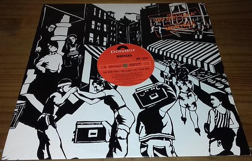 "Monyaka - Go Deh Yaka (12"", Single) (Polydor, Polydor)"