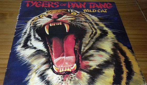 Tygers Of Pan Tang - Wild Cat (LP, Album) (MCA Records)