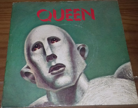 """Queen - We Are The Champions (7"""", Single) (EMI)"""