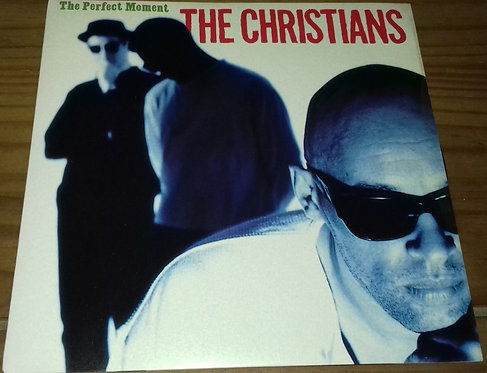 """The Christians - The Perfect Moment (7"""", Single) (Island Records, Island Records"""