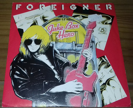 "Foreigner - Juke Box Hero (7"", Single) (Atlantic, Atlantic, Atlantic)"