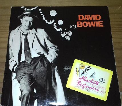 """David Bowie - Absolute Beginners (7"""", Single) (Virgin, Virgin)"""