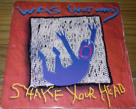 "Was (Not Was) - Shake Your Head (7"", Single, Pap) (Fontana, Fontana)"