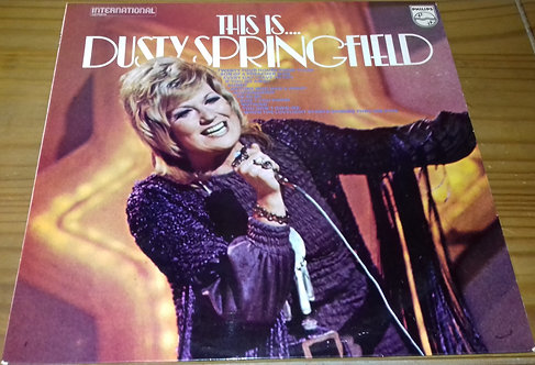 Dusty Springfield - This Is.... Dusty Springfield (LP, Comp) (Philips)