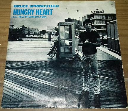 "Bruce Springsteen - Hungry Heart (7"", Single) (CBS)"