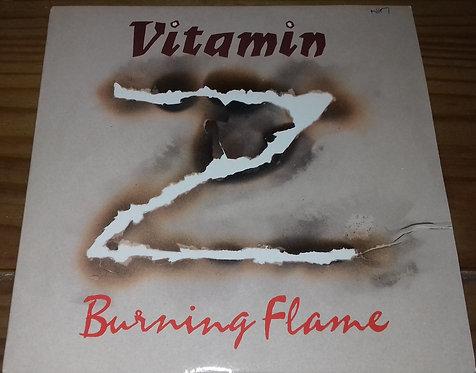 "Vitamin Z - Burning Flame (7"") (Mercury)"