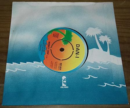 "Dan-I - Monkey Chop (7"", Single) (Island Records)"