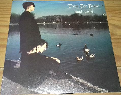 "Tears For Fears - Mad World (7"", Single, Mat) (Mercury, Mercury, Mercury)"