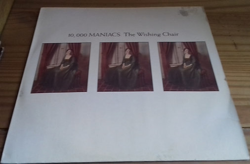 10,000 Maniacs - The Wishing Chair (LP, Album) (Elektra, Elektra, Myth America R
