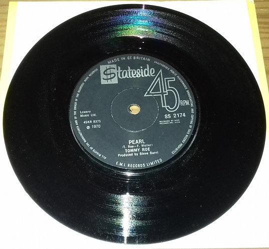 "Tommy Roe - Pearl (7"") (Stateside)"