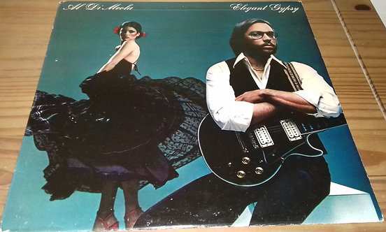 Al Di Meola - Elegant Gypsy (LP, Album) (CBS, CBS)
