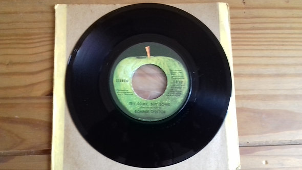 """Ronnie Spector - Try Some, Buy Some (7"""", Single) (Apple Records)"""
