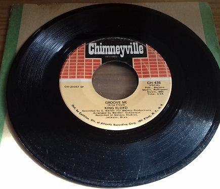 "King Floyd - Groove Me (7"", Spe) (Chimneyville Records)"