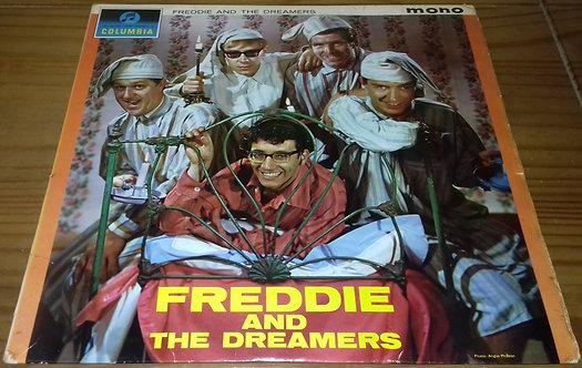 Freddie And The Dreamers* - Freddie And The Dreamers (LP, Album, Mono) (Columbia