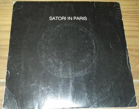 """Bauhaus - Satori In Paris (7"""") (Beggars Banquet)"""