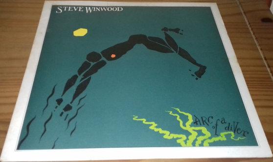 Steve Winwood - Arc Of A Diver (LP, Album) (Island Records)